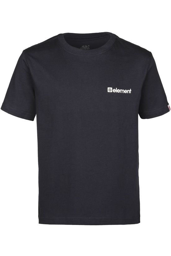 Element T-Shirt Joint Ss Boy Donkerblauw