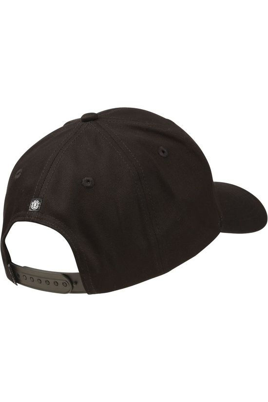 Element Cap Tree Logo Cap black