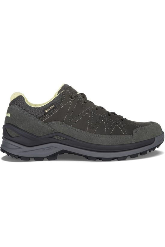 Lowa Shoe Toro Evo Gore-Tex dark grey/light green