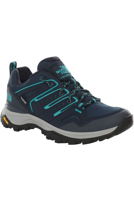 The North Face Schoen Hedgehog Fastpack II Marineblauw/Turkoois