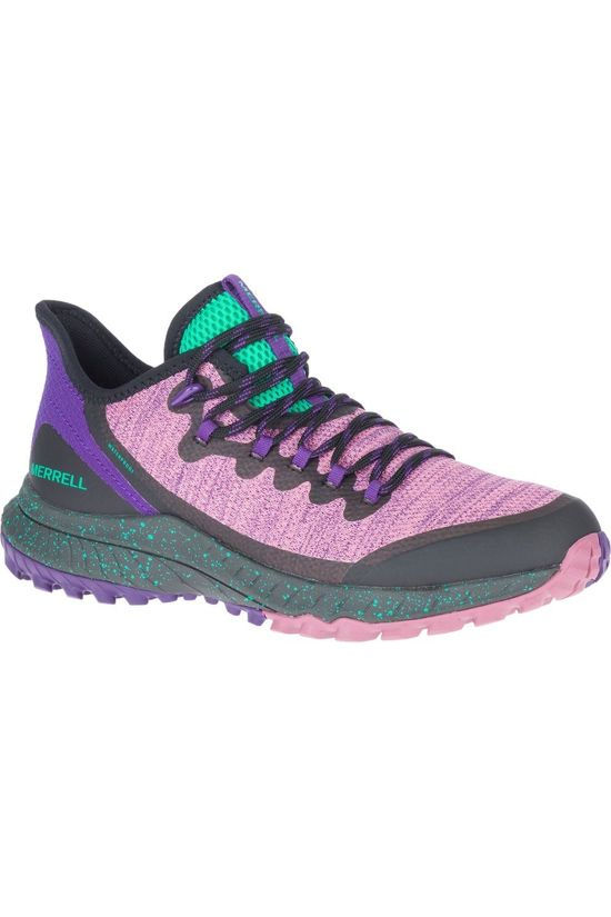 Merrell Shoe Bravada Wtpf light pink/purple