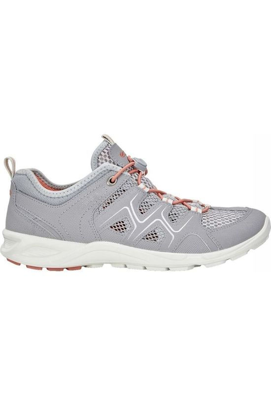 Ecco Shoe Terracruise Lite light grey/white