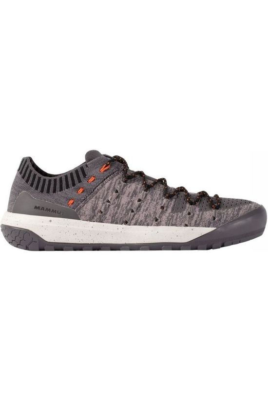 Mammut Shoe Hueco Knit Low dark grey/mid grey