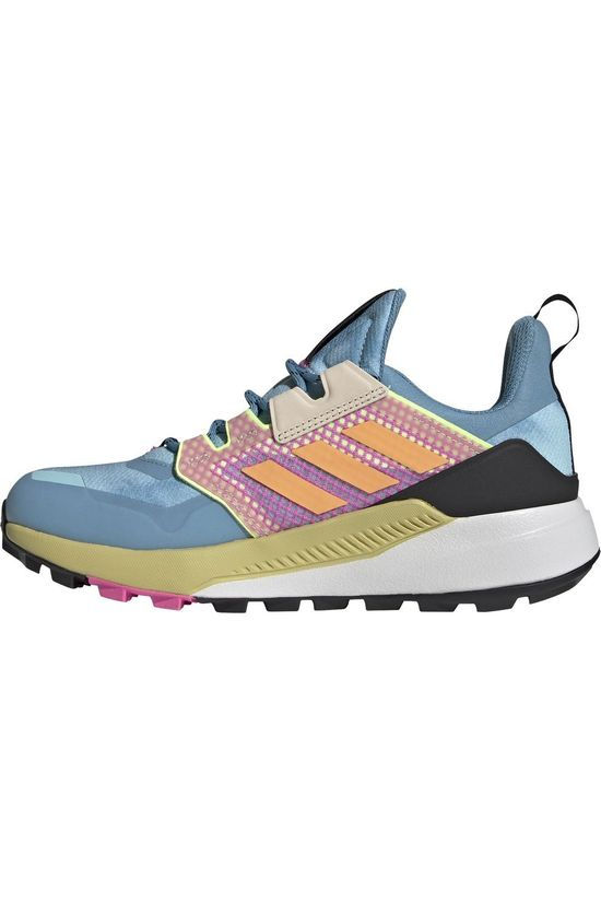Adidas Shoe Terrex Trailmaker Women mid blue/light blue