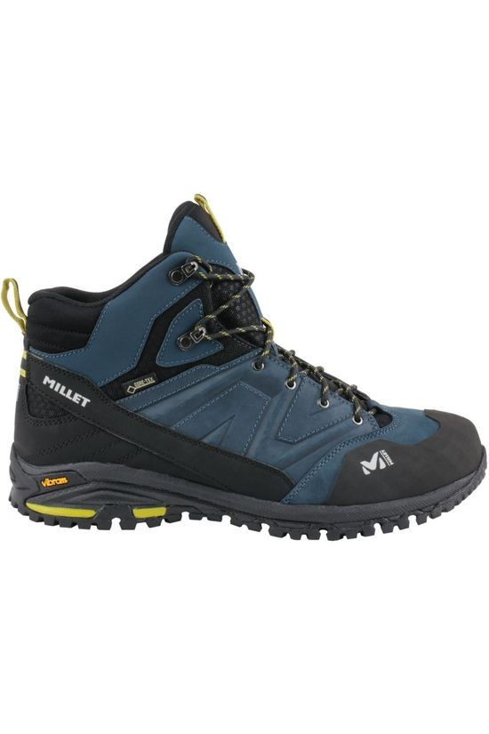 Millet Shoe Hike Up Mid Gore-Tex Petrol/Black
