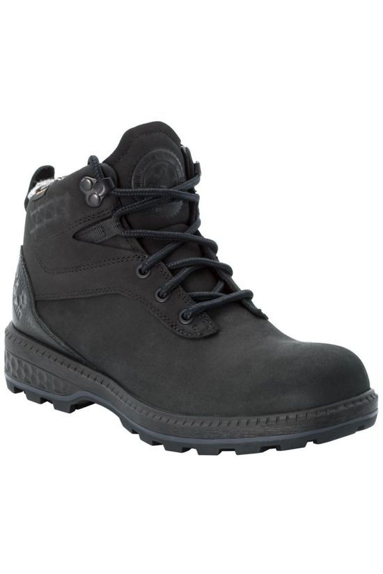 Jack Wolfskin Shoe Jack Ride Texapore black