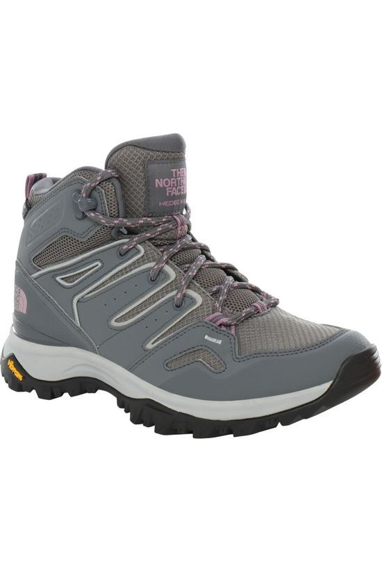 The North Face Chaussure Hedgehog Fastpack II Gris Moyen