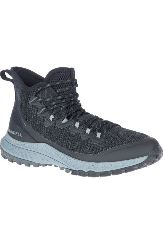 Merrell Shoe Bravada Mid Wtpf black/dark grey