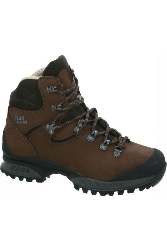 Hanwag Shoe Tatra II Lady Gore-Tex mid brown
