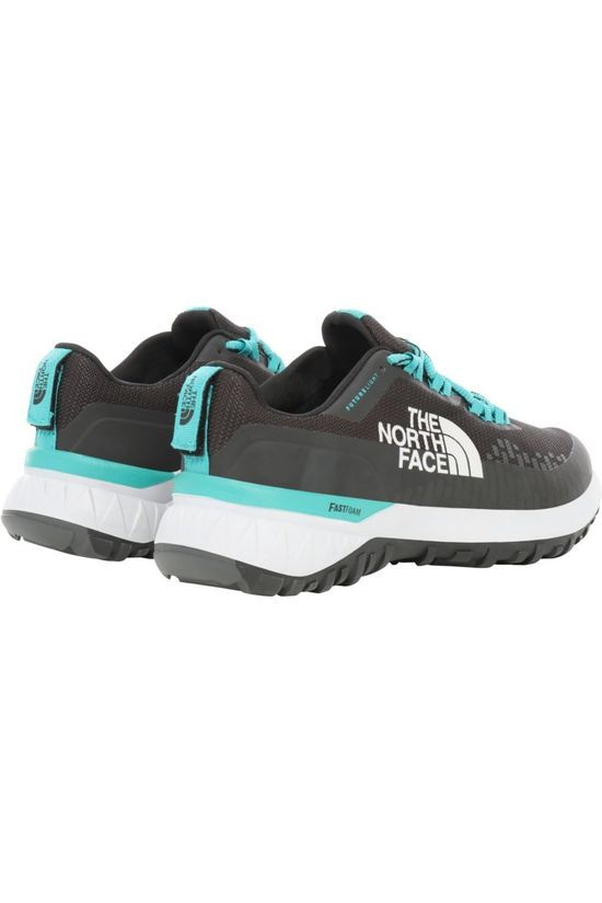 The North Face Schoen Ultra Traction Zwart/Turkoois