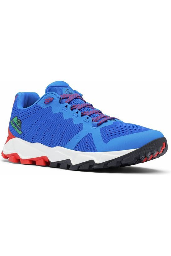 Columbia Chaussure Trans Alps F.K.T. III Utmb Bleu/Orange