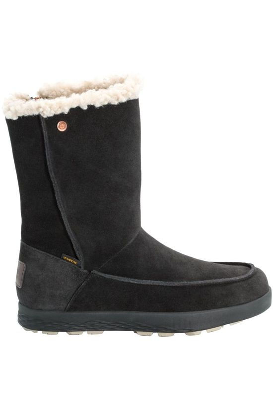 Jack Wolfskin Winter Boot Auckland Wt Texapore Black/Ecru