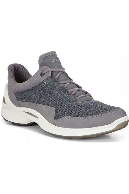 Ecco Shoe Biom Fjuel mid grey/light grey