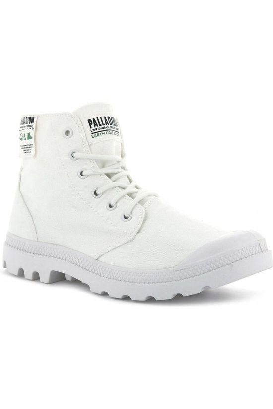 Palladium Shoe Hi Organic off white