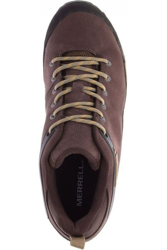 Merrell Shoe Cham 8 Ltr Gore-Tex dark brown