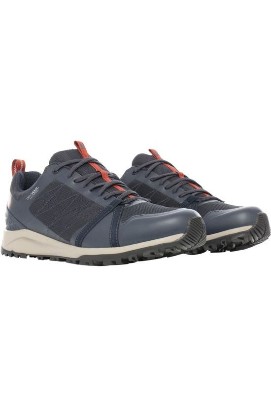 The North Face Chaussure Litewave Fastpack II Bleu Marin
