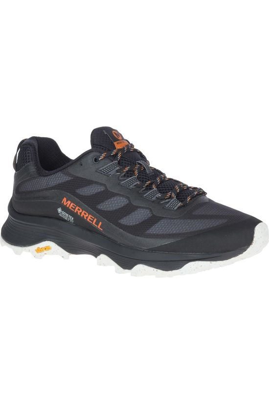 Merrell Shoe Moab Speed Gore-Tex Navy Blue