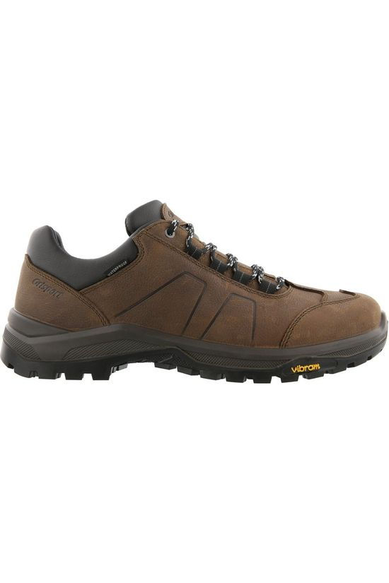 Grisport Shoe Utah Low Wp mid brown
