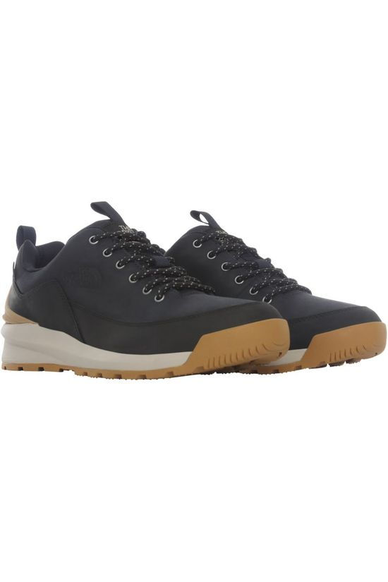 The North Face Schoen Back-To-Berkeley Low Wp Marineblauw/Bruin