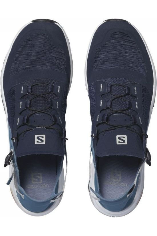 Salomon Shoe Techamphibian 4 Navy Blue/White