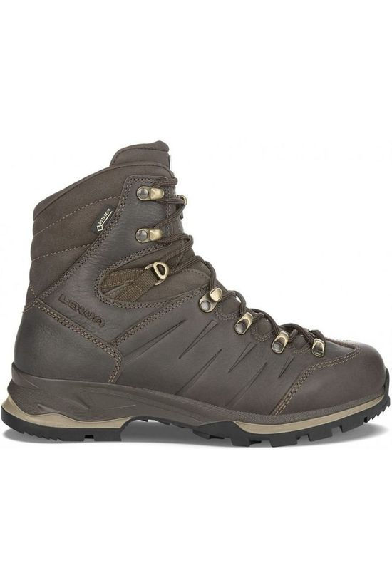 Lowa Shoe Pinto Gore-Tex Mid dark brown