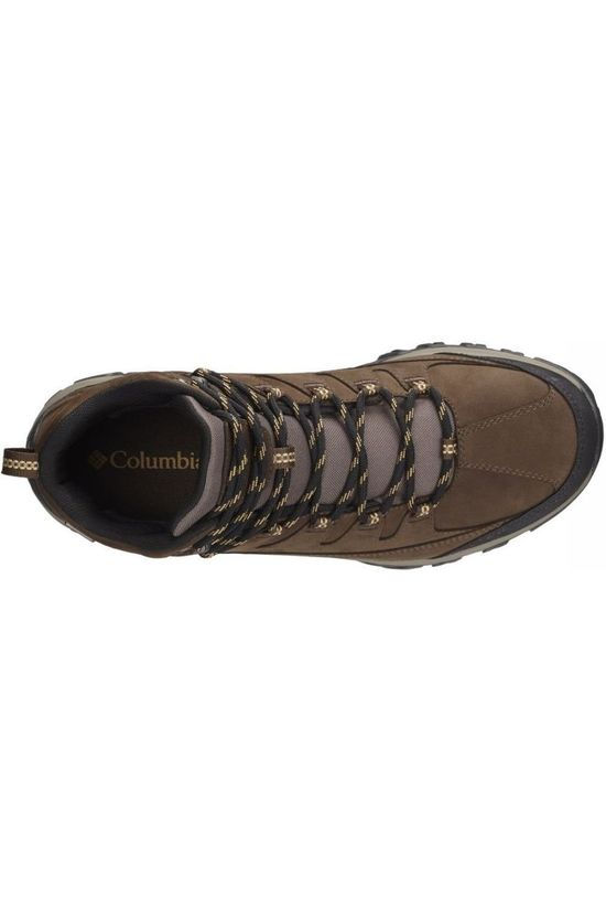 Columbia Shoe Terrebonne II Mid Outdry brown