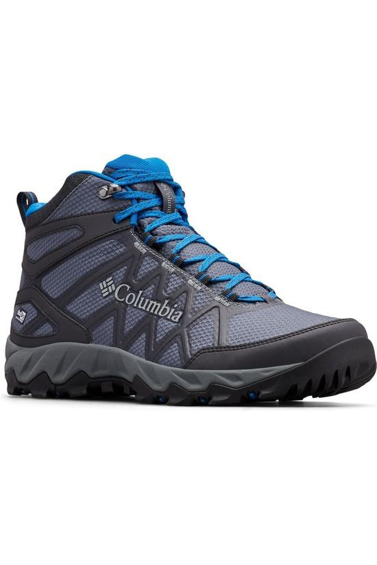 Columbia Shoe Peakfreak X2 dark grey/blue
