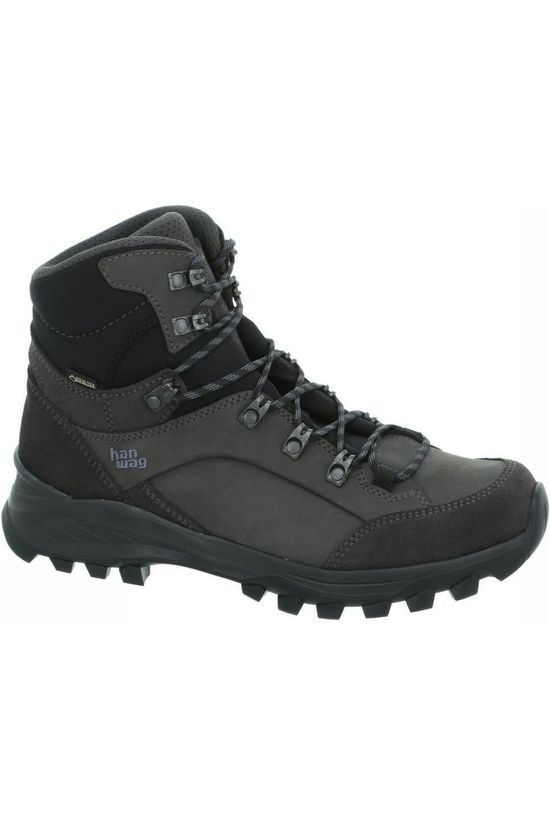 Hanwag Shoe Banks Gore-Tex dark grey