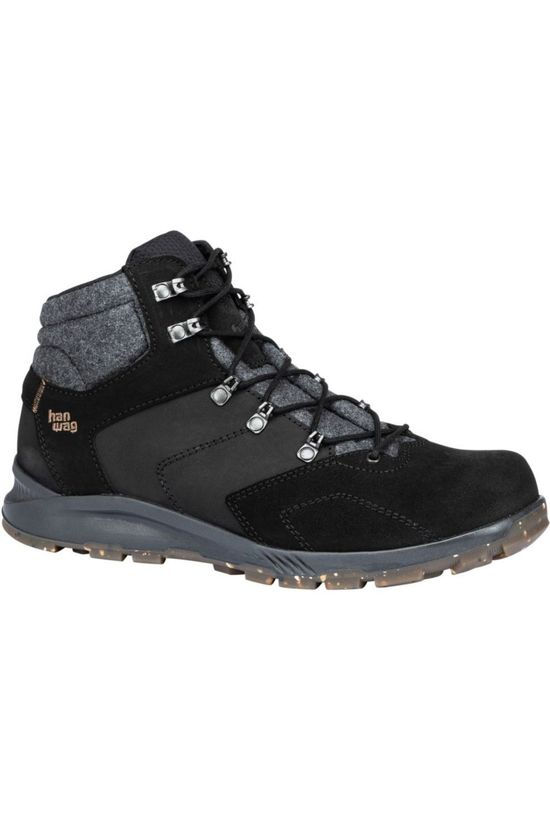 Hanwag Shoe Araio Gore-Tex black/dark grey