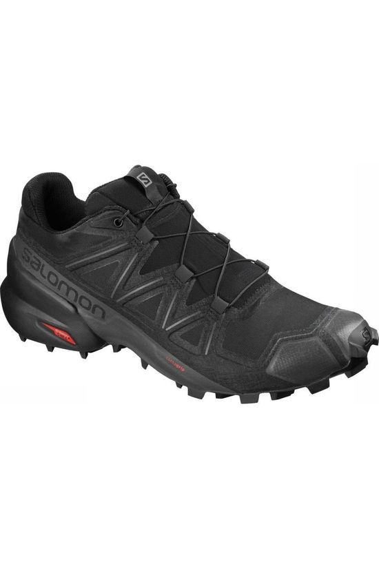 Salomon Shoe Speedcross 5 black