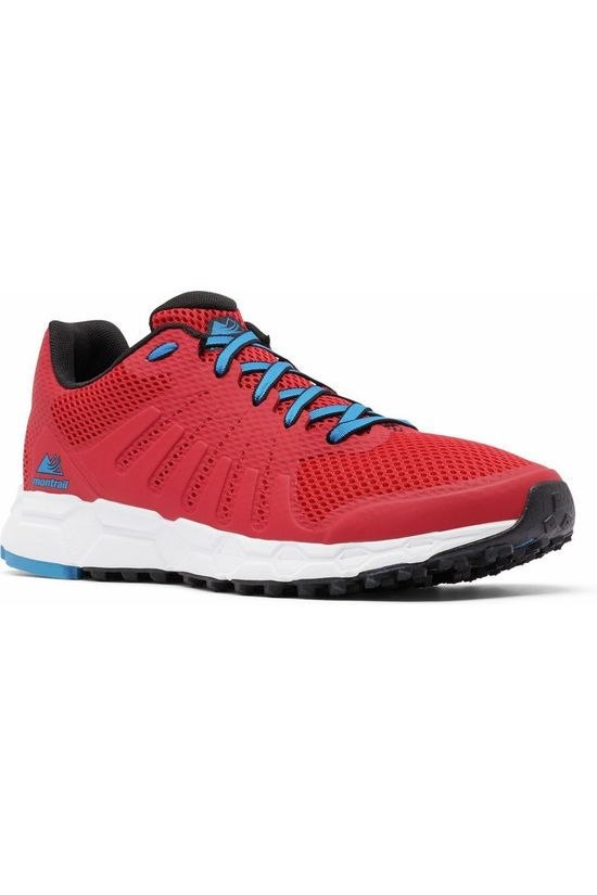 Columbia Shoe Montrail F.K.T. Attempt red