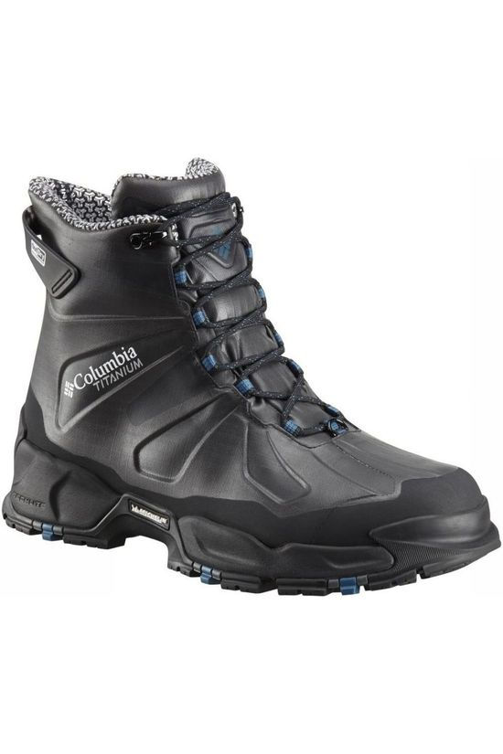 Columbia Winter Boot Canuk Titanium Omni-Heat 3D Outdry Ex black