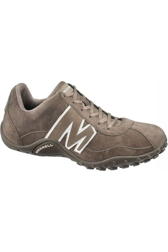 Merrell Shoe Sprint Blast Leather brown/white