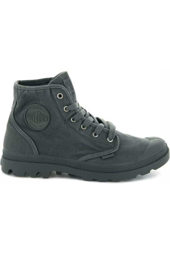 Palladium Shoe Pampa Hi dark grey