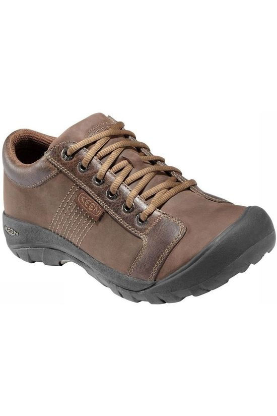 Keen Shoe Austin dark brown
