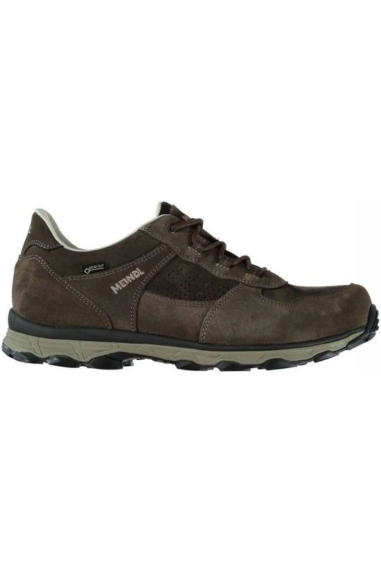 Meindl Schoen Boston Gore-Tex Donkerbruin
