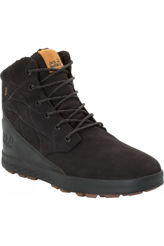 Jack Wolfskin Shoe Auckland Wt Texapore High black