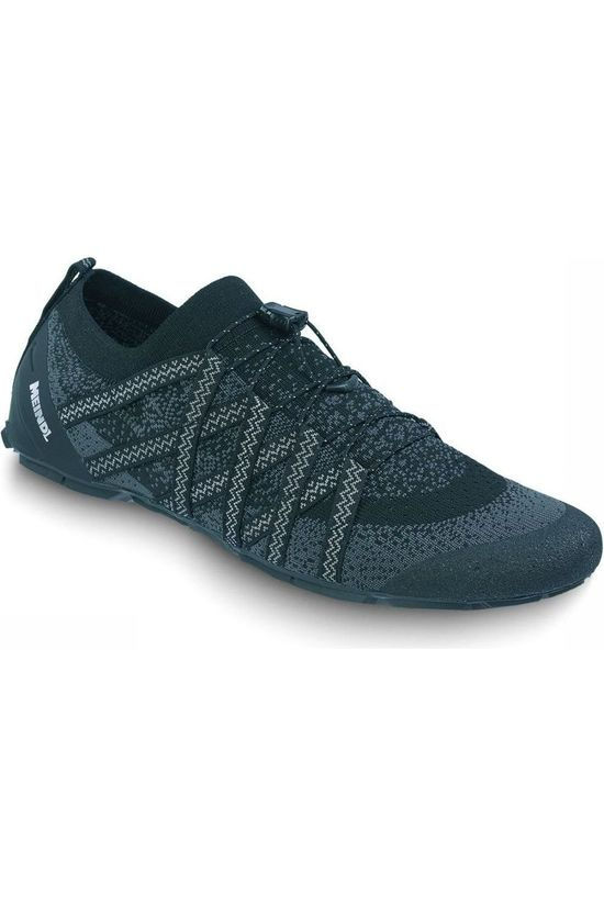 Meindl Shoe Pure Freedom black/silver