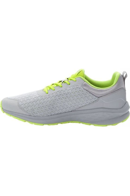 Jack Wolfskin Shoe Coogee Lite Light Grey/Lime Green