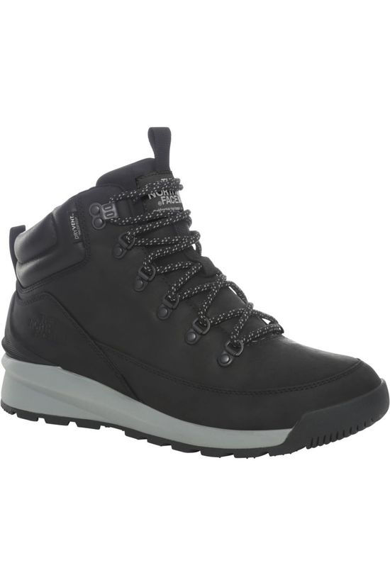 The North Face Shoe Back-To-Berkeley Mid Wp black/mid grey