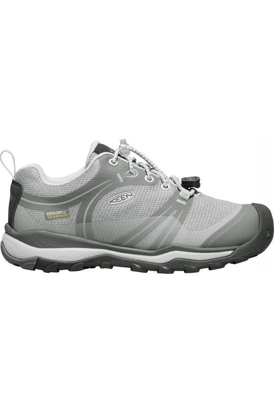 Keen Shoe Terradora Low WP light grey/mid grey