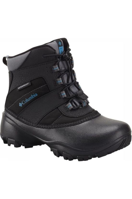 Columbia Chaussure D'Hiver Rope Tow III Noir