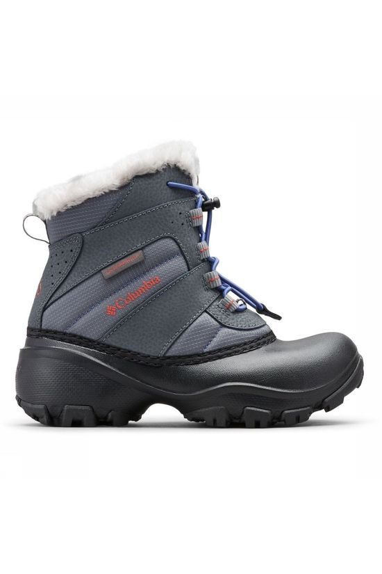 Columbia Winterschoen Rope Tow III Waterproof Middengrijs