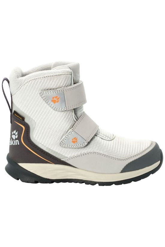 Jack Wolfskin Winter Boot Polar Bear Texapore High Vc light grey/off white