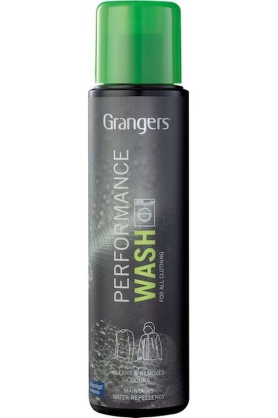 Grangers Entretien Performance Wash 300ml Pas de couleur / Transparent