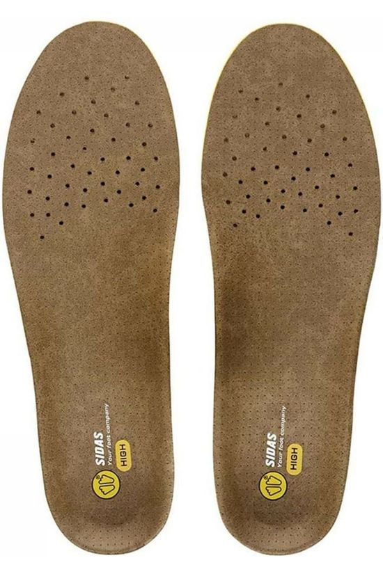 Sidas Inlegzool 3 Feet Outdoor High Geen kleur / Transparant