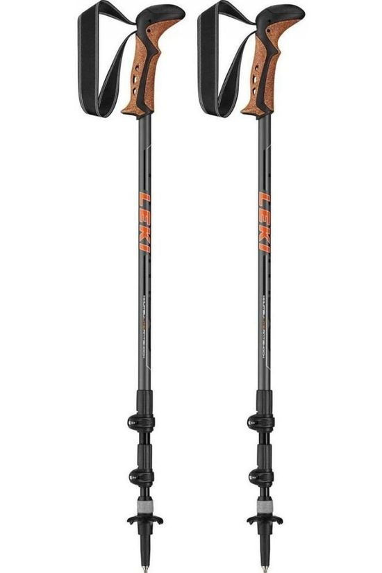 Leki Walking Pole Khumbu Lite Anti-Shock No colour / Transparent