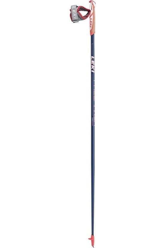 Leki Nordic Walking Pole Pacemaker dark blue/white