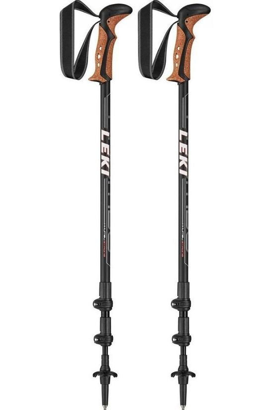 Leki Walking Pole  Khumbu black/white