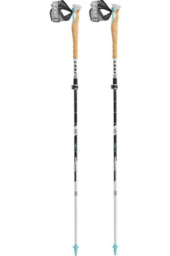 Leki Trekking Pole Mct 12 Vario 100-120 No colour / Transparent